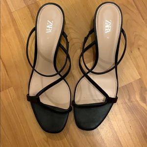Zara Floss Heels